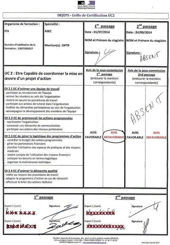 Stagiairedejeps - Grille d evaluation des competences infirmieres ...